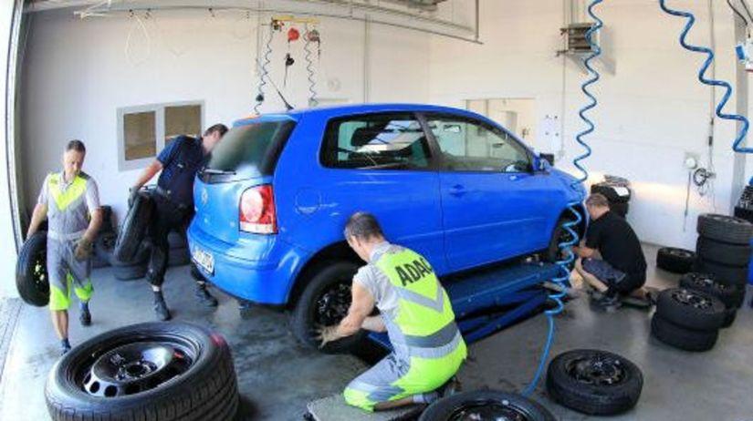 Test zimných pneumatík 2013 - ADAC