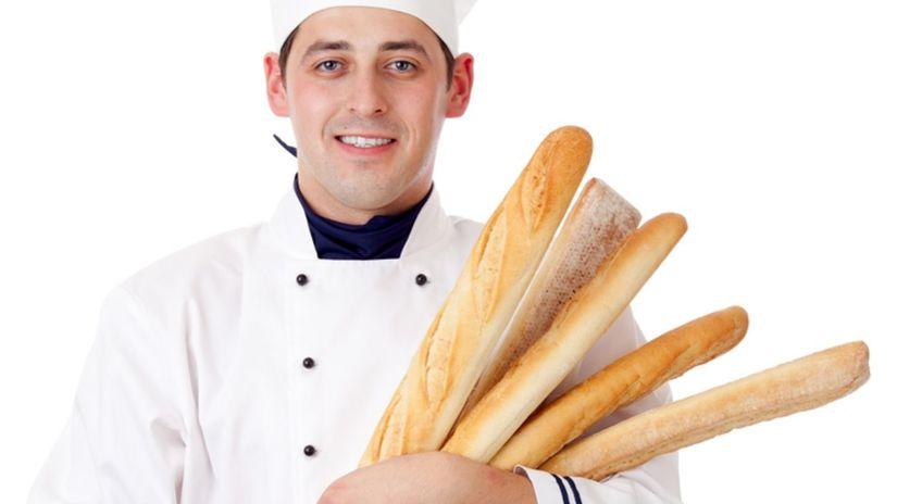 francúzska bageta, špecialita, pečivo
