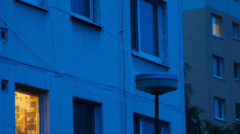svetlo, lampa, pouličné osvetlenie