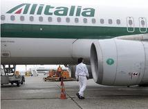 Taliansko, aerolinky, Alitalia