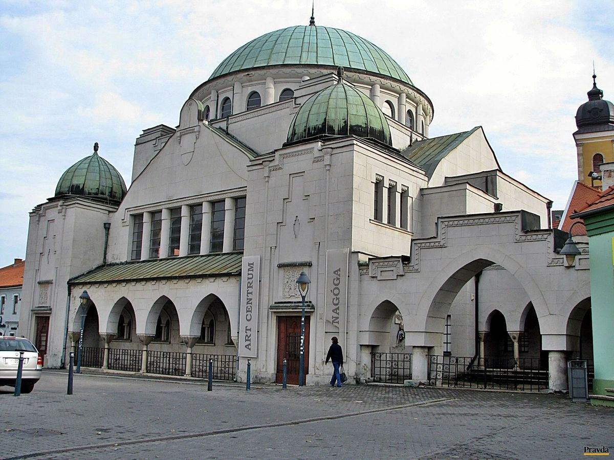 synagóga, Trenčín