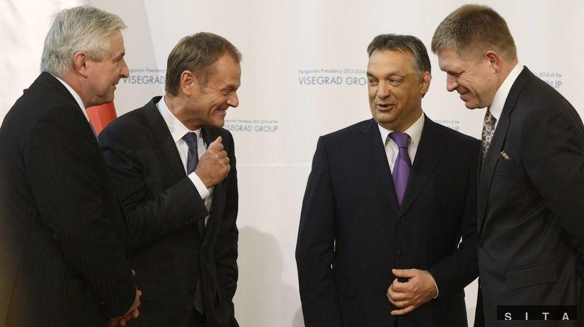 Orbán, Fico