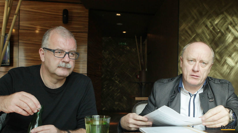 Juraj Šujan, Miroslav Konôpka