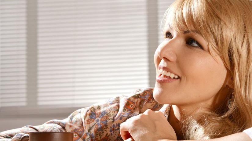 pozitívne myslenie, pozitívna žena