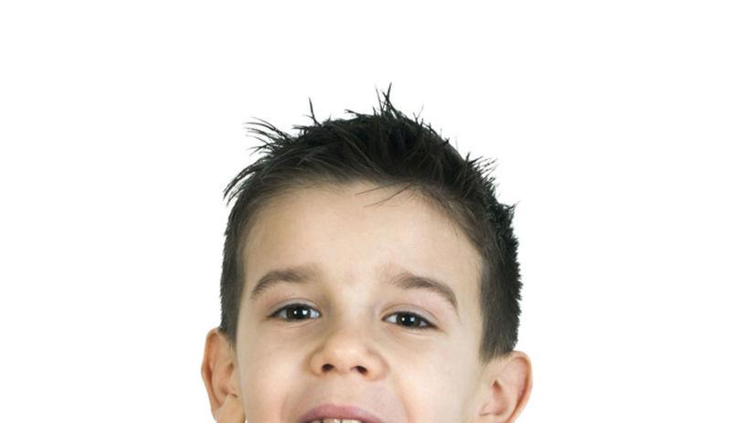 dieťa, zuby, ústa