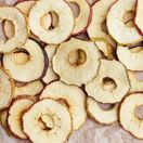 sušené jablká, ovocie, vitamíny
