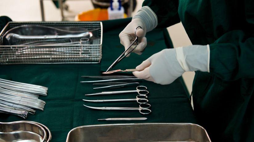 skalpel, chirurg, lekár, operácia