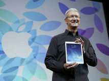 Apple, iPad Air, Tim Cook,