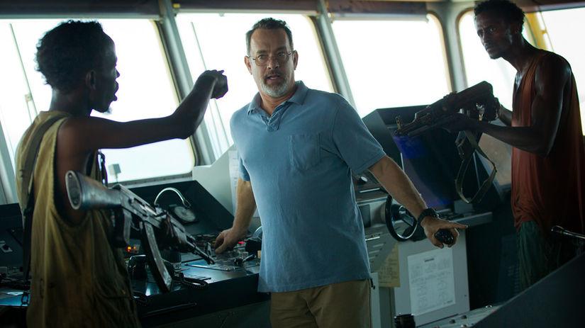Captain Phillips, Kapitán Phillips, Tom hanks