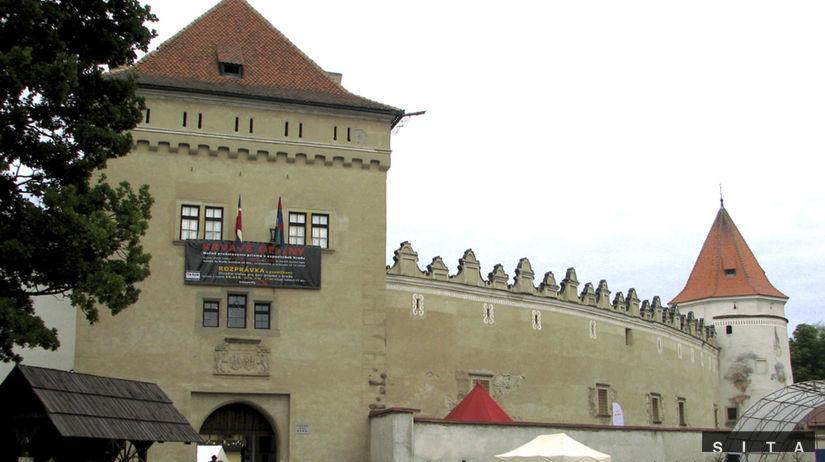 kežmarok, hrad, halloween, súťaž