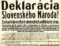 Deklarácia slovenského národa