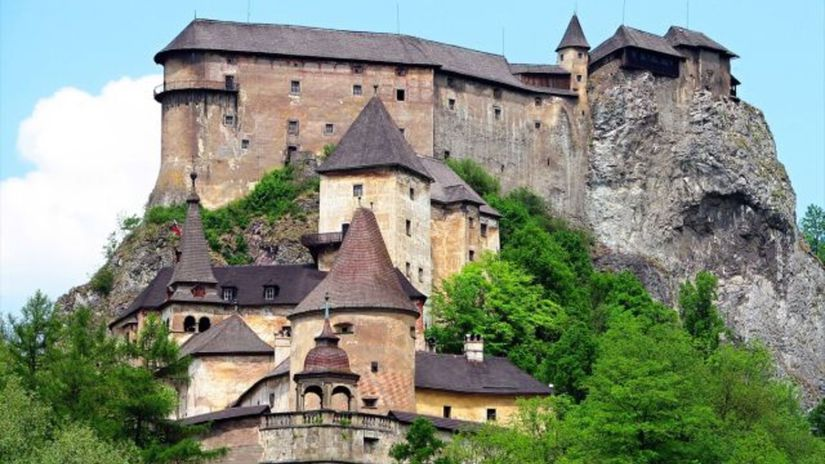 oravsky hrad