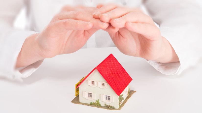 dom, nehnuteľnosť, poistenie