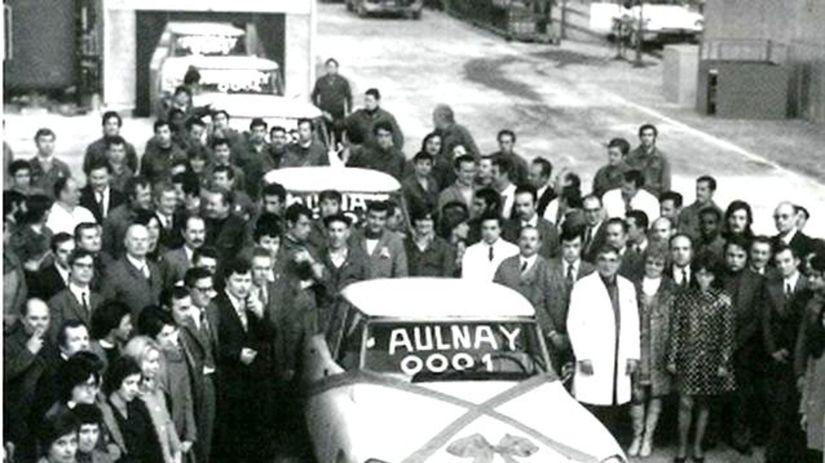 Psa etr po tyridsiatich rokoch zatvor fabriku v for Garage automobile aulnay sous bois