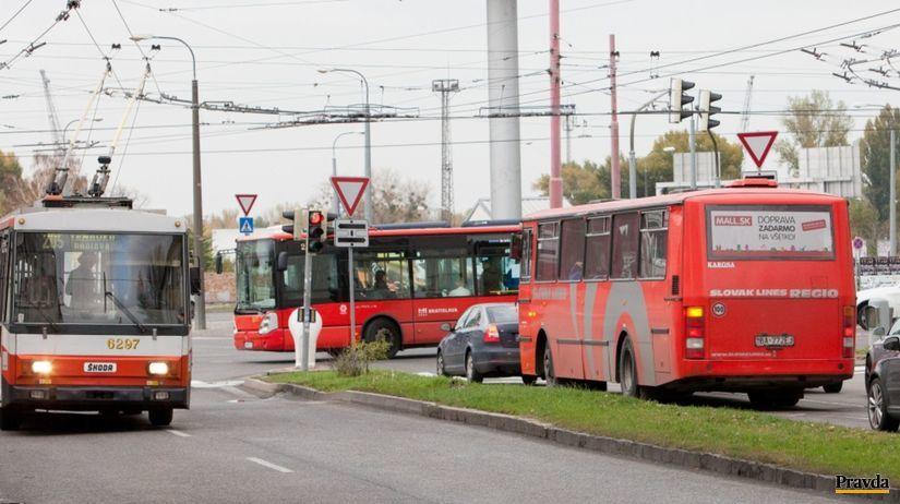 autobus, doprava, slovak lines regio, mhd