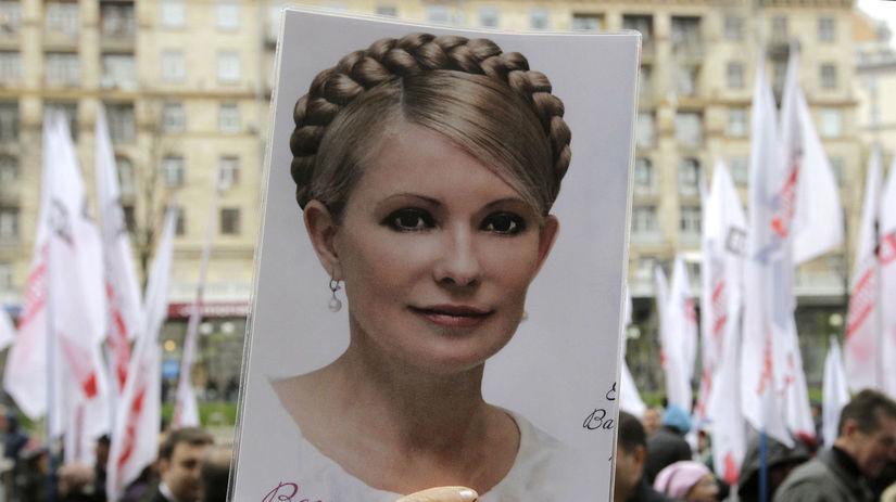 Julia Tymošenková