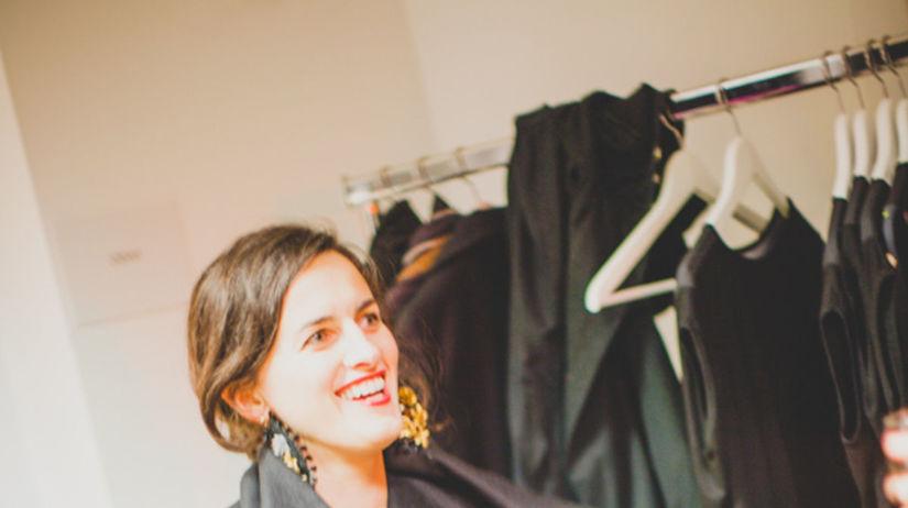 Atmosféra v showroomoch počas víkendu Fashion...