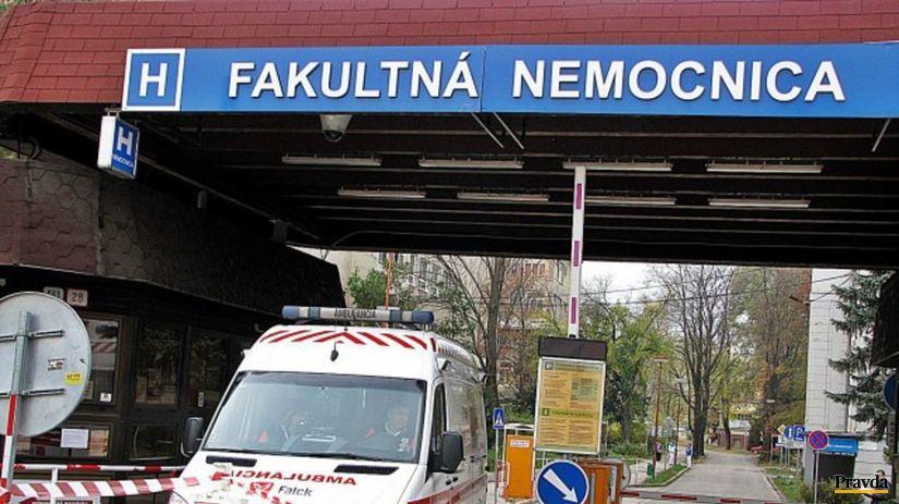 Trenčín, nemocnica