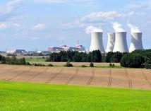 Česko, jadrová elektráreň Temelín