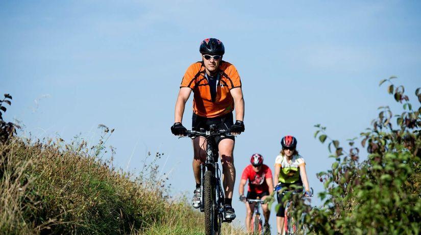 Janosikov kraj - Cyklisticky raj - Cyklotrasy 1