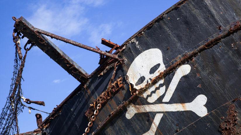 piráti, pirát