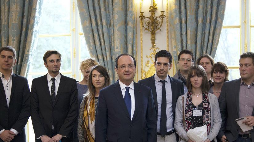 Hollande, Francúzsko
