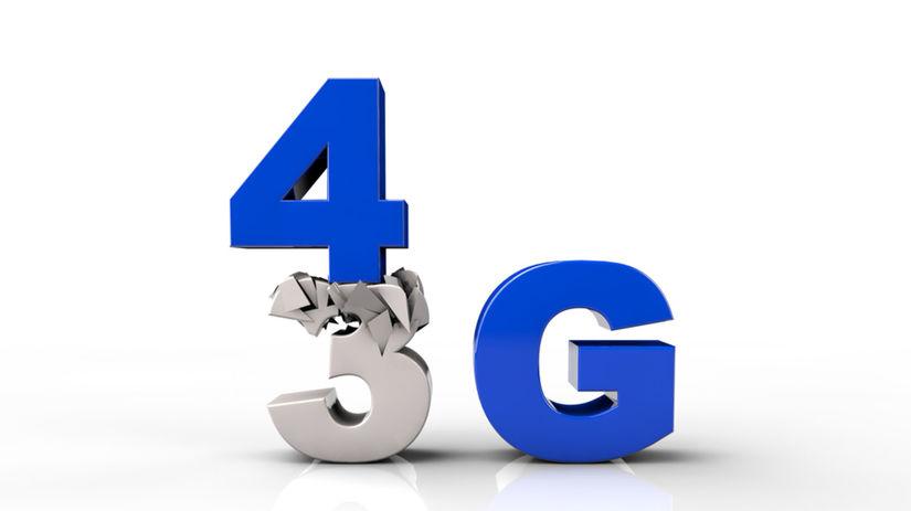 4G, 3G, LTE, mobilná sieť, operátor