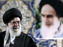 ajatolláh Alí Chameneí Irán