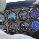 lietadlo, pilot, kokpit, letecká preprava, inštruktor, navigačné prístroje