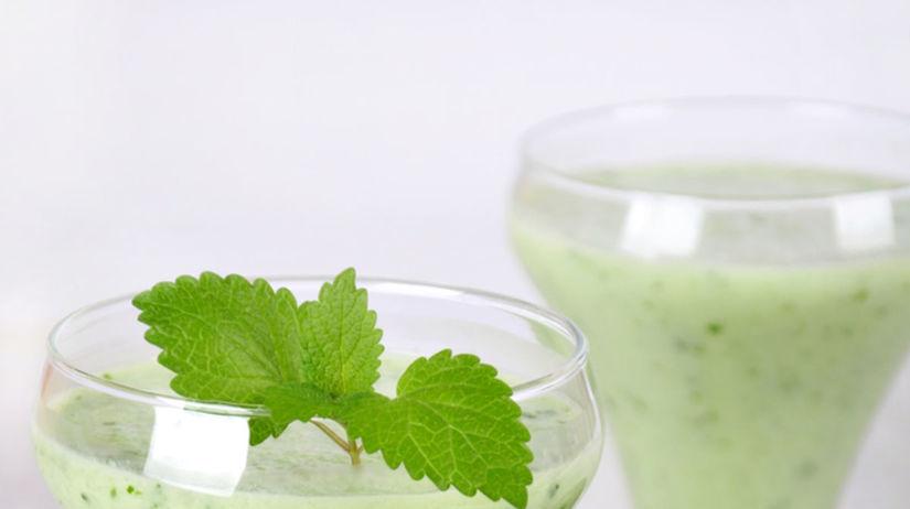 Smoothie z avokáda dodá energiu telu po cvičení.