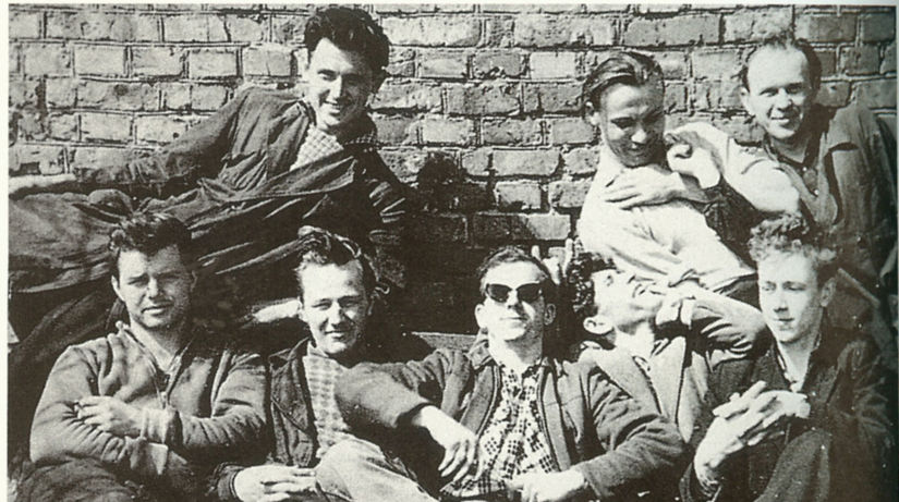 Oswald, stachanoveci, atentát, kennedy