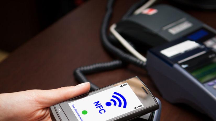 bezkontaktná mobilná platba, NFC