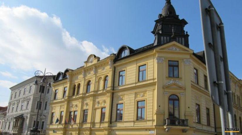 Banská Bystrica, VÚC, župa