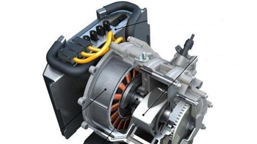 Mazda - Wankel ako generátor