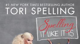 Tori Spelling  Psychické problémy po stretnutí s Katie Holmesovou  f90a79ce0dd