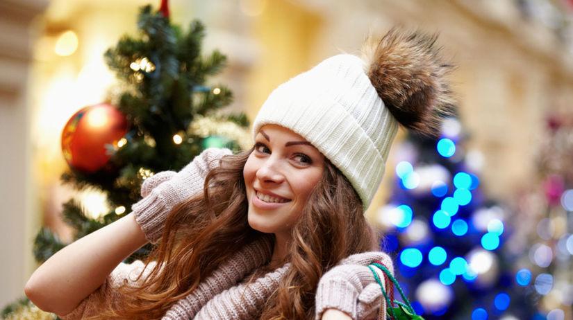 vianočné nákupy, darčeky, drobnosti