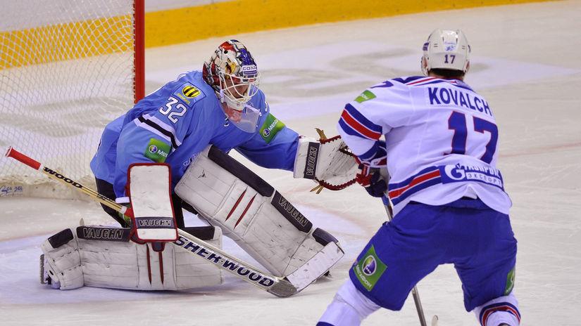 Iľja Kovaľčuk, Jaroslav Janus