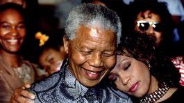 Mandela, Whitney Houston