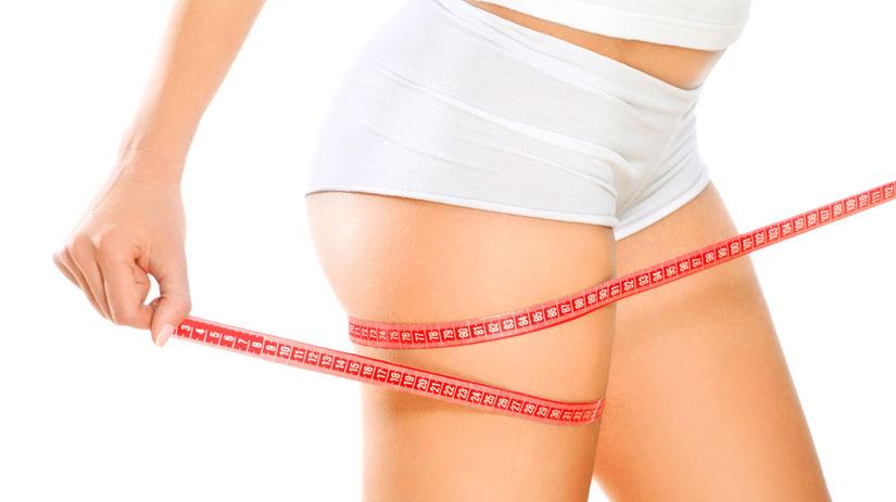 štíhle telo, chudnutie, schudnúť
