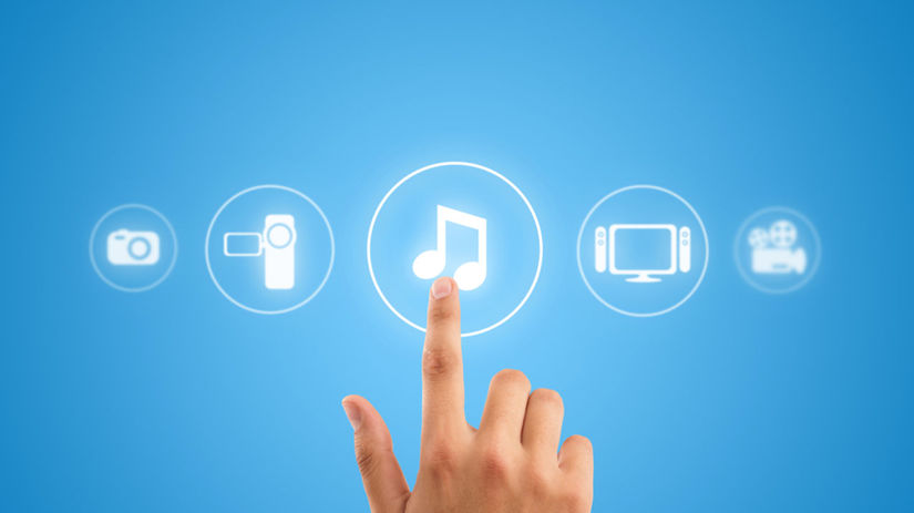 hudba, music, médiá, cd, online, stream, internet