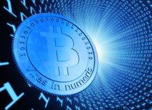 bitcoin, mena, platidlo