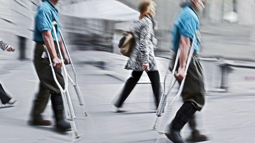 invalid, invalidný, dôchodok, postihnutý