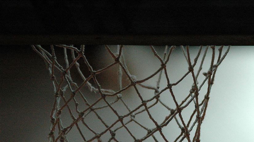 Basketbal, basketbalový kôš, ilustračná foto