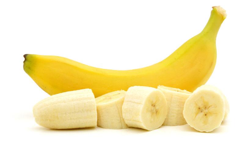 banán, serotonín