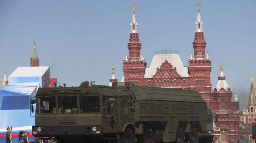 Rusko, raketa, Iskander