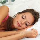 spánok, spiace dievča