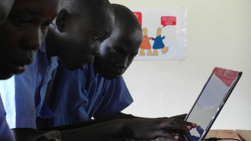 Uganda, Afrika, charita, pomoc