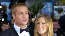 Brad Pitt - špeciál - oslava päťdesiatka - ako sa menil časom