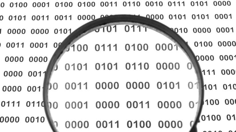šifrovanie, algoritmus, bezpečnosť, IT, binárna...