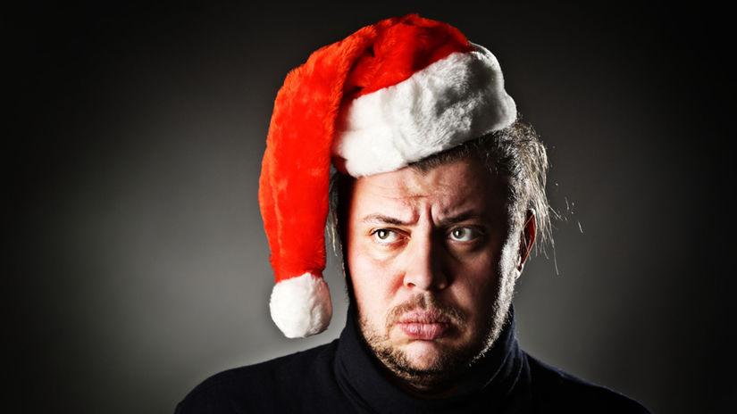 Vianoce, smútok, osamelosť